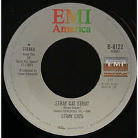 45 Purse - 80s Pop R-S - Stray Cats Stray Cat Strut