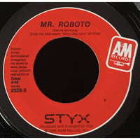 45 Purse - 80s Pop R-S - Styx Mr. Roboto
