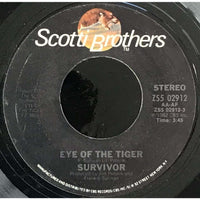 45 Purse - 80s Pop R-S - Survivor Eye Of The Tiger