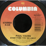 45 Purse - 80s Pop T-Z - Paul Young Everytime You Go Away