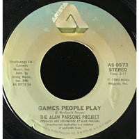 45 Purse - 80s Pop T-Z - The Alan Parsons Project Games People Play