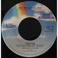 45 Purse - 80s Pop T-Z - The Fixx Are We Ourselves