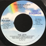 45 Purse - 80s Pop T-Z - The Jets Private Number