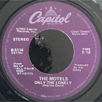 45 Purse - 80s Pop T-Z - The Motels Only The Lonely