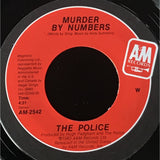 45 Purse - 80s Pop T-Z - The Police Murder By Numbers