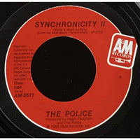 45 Purse - 80s Pop T-Z - The Police Sychronicity II