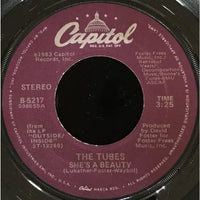 45 Purse - 80s Pop T-Z - The Tubes Shes A Beauty
