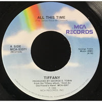 45 Purse - 80s Pop T-Z - Tiffany All This Time