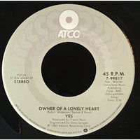 45 Purse - 80s Pop T-Z - Yes Owner Of A Lonely Heart