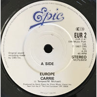 45 Purse - 80s Rock A-E - Europe Carrie