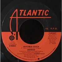 45 Purse - 80s Rock F-K - Genesis Invisible Touch