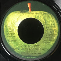 45 Purse - Beatles - George Harrison Give Me Love (Give Me Peace On Earth)