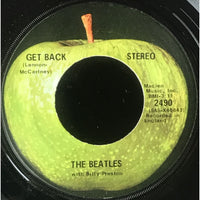 45 Purse - Beatles - The Beatles Get Back