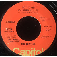 45 Purse - Beatles - The Beatles Got To Get You Into My Life