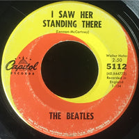 45 Purse - Beatles - The Beatles I Saw Her Standing There