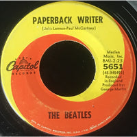 45 Purse - Beatles - The Beatles Paperback Writer