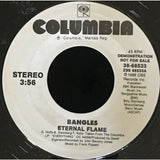 45 Purse - Special Records - Bangles Eternal Flame Demo