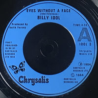 45 Purse - Special Records - Billy Idol Eyes Without A Face