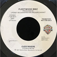 45 Purse - Special Records - Fleetwood Mac Everywhere Promo