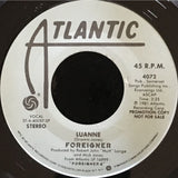 45 Purse - Special Records - Foreigner Luanne Promo