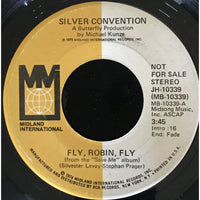45 Purse - Special Records - Silver Convention Fly Robin Fly Demo