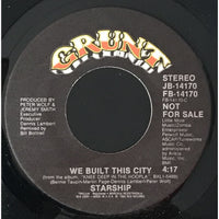 45 Purse - Special Records - Starship We Built This City Promo