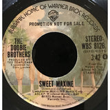 45 Purse - Special Records - The Doobie Brothers Sweet Maxine Promo