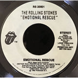 45 Purse - Special Records - The Rolling Stones Emotional Rescue Promo