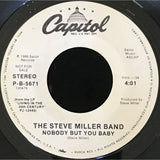 45 Purse - Special Records - The Steve Miller Band Nobody But You Baby Promo