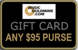 MusicGoldmine Purse Gift Cards