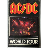 AC/DC 1980 Back In Black Concert Tour Program - Music Memorabilia