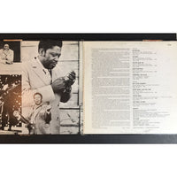 B.B. King album signed w/Epperson LOA