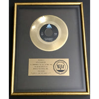Barry Manilow Looks Like We Made It Riaa Gold 45 Single Award