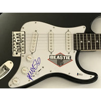Beastie Boys Mike D Signed Guitar w/BAS COA