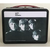 Beatles 1999 With The Beatles Vintage Lunchbox - Music Memorabilia