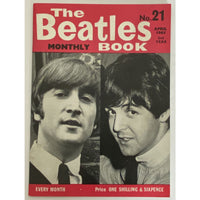 Beatles Book Monthly Magazine Apr 1965 Issue #21 - RARE - Music Memorabilia