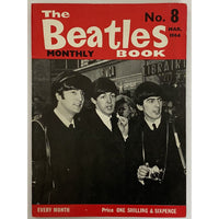Beatles Book Monthly Magazine Mar 1964 Issue #8 - RARE - Music Memorabilia