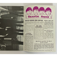 Beatles Book Monthly Magazine May 1964 Issue #10 - RARE - Music Memorabilia