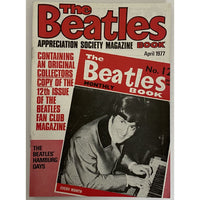 Beatles Book Monthly Magazines 1970s Issues - original 2nd era - sold individually - APR 1977/Excellent - Music Memorabilia