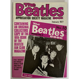 Beatles Book Monthly Magazines 1970s Issues - original 2nd era - sold individually - FEB 1977/Excellent - Music Memorabilia