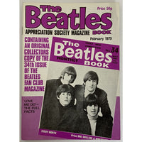 Beatles Book Monthly Magazines 1970s Issues - original 2nd era - sold individually - FEB 1979/Excellent - Music Memorabilia