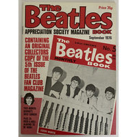 Beatles Book Monthly Magazines 1970s Issues - original 2nd era - sold individually - Music Memorabilia