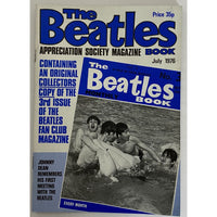 Beatles Book Monthly Magazines 1970s Issues - original 2nd era - sold individually - JULY 1976/Excellent - Music Memorabilia