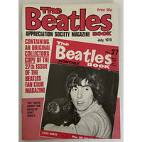 Beatles Book Monthly Magazines 1970s Issues - original 2nd era - sold individually - JULY 1978/Excellent - Music Memorabilia