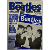 Beatles Book Monthly Magazines 1970s Issues - original 2nd era - sold individually - MAR 1977/Excellent - Music Memorabilia