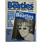 Beatles Book Monthly Magazines 1970s Issues - original 2nd era - sold individually - MAR 1979/Excellent - Music Memorabilia