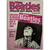 Beatles Book Monthly Magazines 1970s Issues - original 2nd era - sold individually - NOV 1979/Very Good - Music Memorabilia