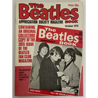 Beatles Book Monthly Magazines 1970s Issues - original 2nd era - sold individually - OCT 1978/Excellent - Music Memorabilia