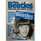 Beatles Book Monthly Magazines 1970s Issues - original 2nd era - sold individually - SEPT 1979/Very Good - Music Memorabilia