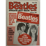Beatles Book Monthly Magazines 1981 Issues - Original - sold individually - FEB 1981/Excellent - Music Memorabilia